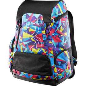 TYR Alliance Geo Print Mochila 45L, pink/purple